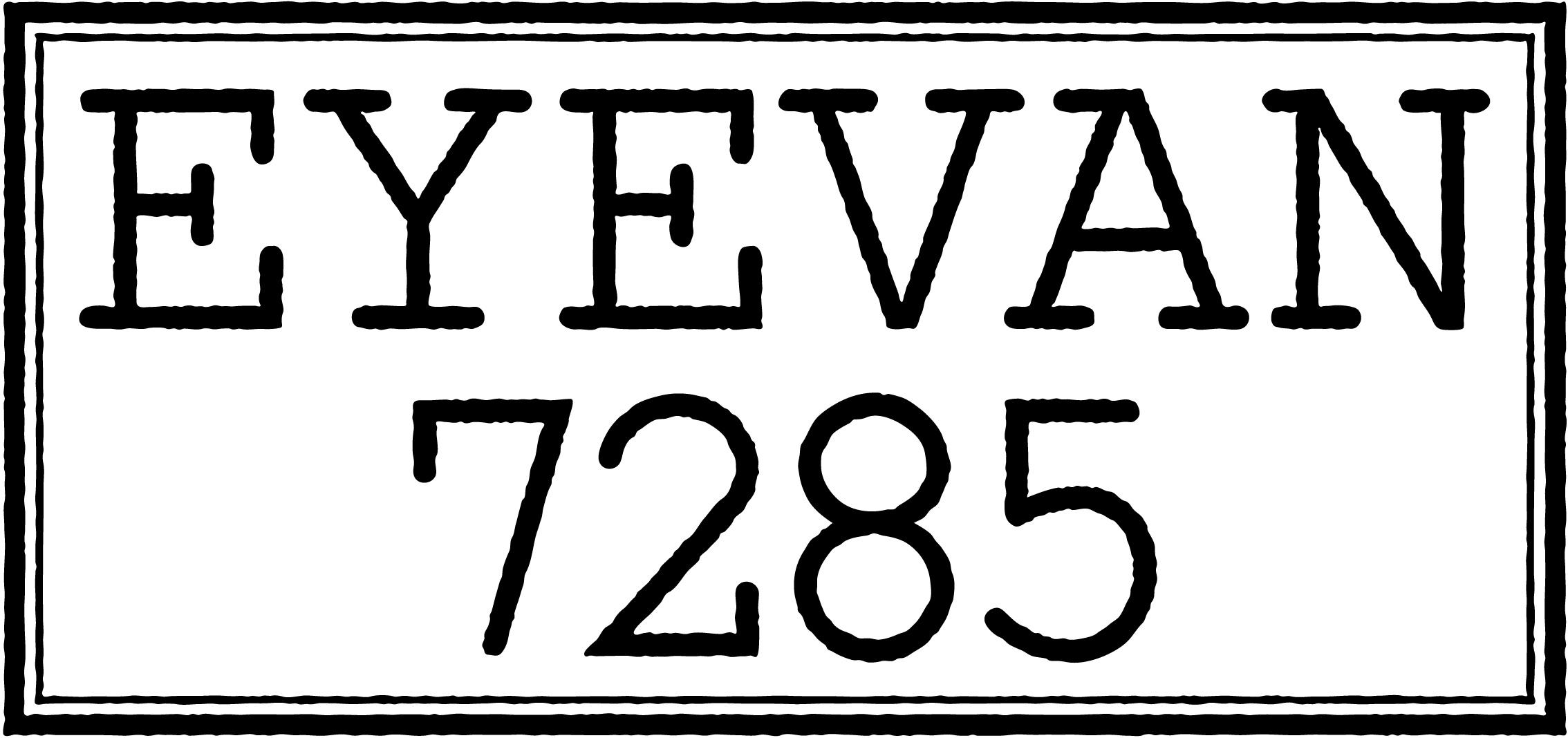EYEVAN7285 フェア 開催