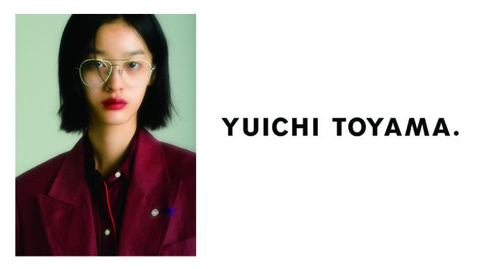 「YUICHI TOYAMA.」フェア開催