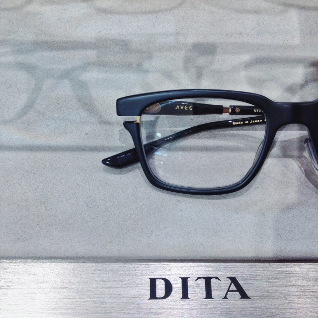 初入荷モデル DITA(ディータ)のAVEC
